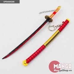 Móc khóa kiếm Zoro - One Piece - MK006