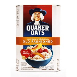 Yến Mạch Quaker Oats Túi 2,2kg Nhập Khẩu Mỹ