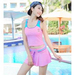 Bộ bikini trẻ trung xinh xắn