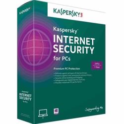 Phần mềm diệt virus Kaspersky Internet Security 2017 5PCs 1 năm