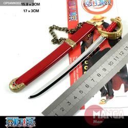 Móc khóa kiếm Luffy - One Piece - MK002