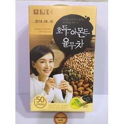 Bột ngũ cốc dinh dưỡng Damtuh Hàn Quốc hộp 50 gói