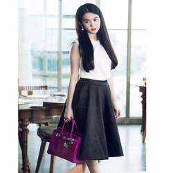 chân váy xòe vintage cao cấp ngọc trinh V07917100