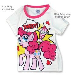 Áo thun Pony bong bóng