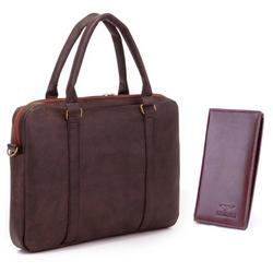 Túi xách công sở và ví cầm tay Hanama - G5n ,Vừa Laptop14 inch