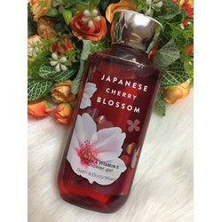 SỮA TẮM DƯỠNG DA JAPANESE CHERRY BLOSSOM