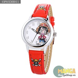 Đồng hồ đeo tay Luffy - One Piece - 011