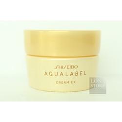 Kem dưỡng đêm Shiseido Aqualabel Cream EX màu vàng Nhật