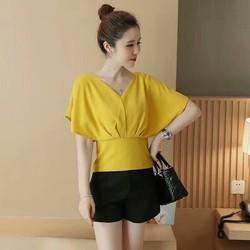 áo kiểu nữ trẻ trung đẹp và phong cách