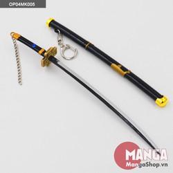 Móc khóa kiếm Zoro - One Piece - MK005