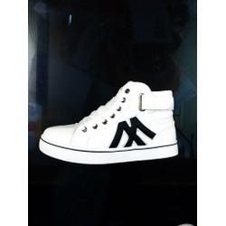 Giày cổ cao nam thời trang