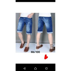 Quần short jeans cao cấp