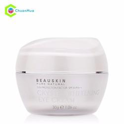 Kem dưỡng vùng mắt Beauskin Crystal Whitening Eye Cream 30g - MPA032