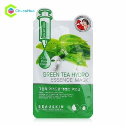 Mặt nạ trà xanh Beauskin Green Tea Hydro Essence Mask - MPA038-M0070