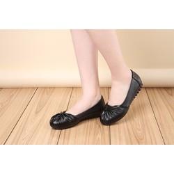 Giày búp bê nữ nơ cánh bướm - LN1224