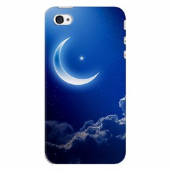 Ốp lưng Iphone 4 - Moon