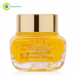Kem dưỡng da Beauskin Placenta Gold Whitening Cream 50ml - MPA028