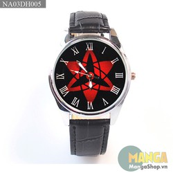 Đồng hồ đeo tay Sharingan - Naruto - 005