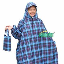 Đồ đi mưa - Bộ áo mưa  bít vải siêu nhẹ Hưng Việt -