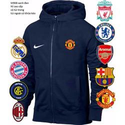 áo khoác thể thao logo đội bóng