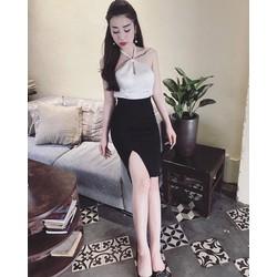 sét áo và chân váy cực hot