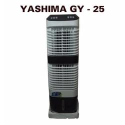 Máy làm mát không khí 2 cửa YASHIMA GY-25  Đen phối trắng