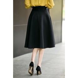 Chân Váy xòe kiểu duyên dáng phong cách thời trang sành điệu.