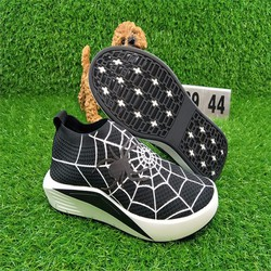giày nam đế cao thoáng khí hình mạng nhện NEW