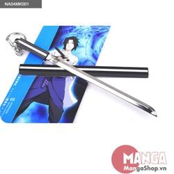 Móc khóa kiếm Sasuke - Naruto - MK001