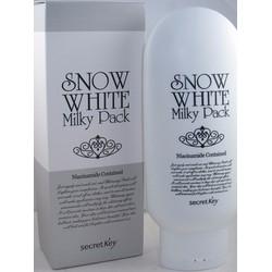Kem Dưỡng Da Snow white Milky pack
