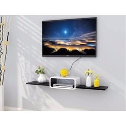 Kệ trang trí treo tường phòng khách TV60