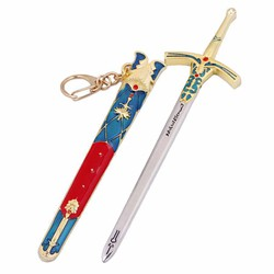 Móc khóa kiếm Excalibur Lily - Fate Stay Night - MK001