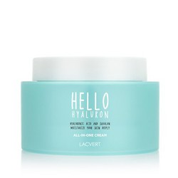 Kem Dưỡng Ẩm Lacvert Hello Hyaluron All in One Cream