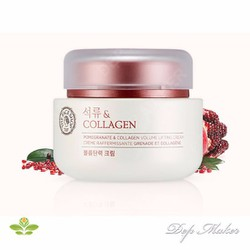 Pomegranate and Collagen Volume Lifting