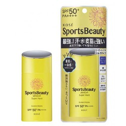 KEM CHỐNG NẮNG KOSE SPORTS BEAUTY UV WEAR SUPER HARD