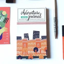 Sổ tay Adventure Journal - Crabit Notebuck