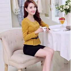 Đầm ôm công sở cực đẹp NDS063