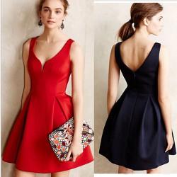 Đầm nữ kiểu dáng quyến rũ nhưng không kém phần sang trọng 100