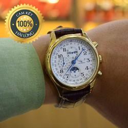 Đồng hồ nam cơ cao cấp 7 kim sang trọng hàng nhập khẩu