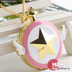 Đồng hồ dây chuyền Cardcaptor Sakura - 001