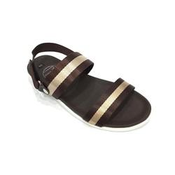 Giày sandal 2 quai ngang thời trang D106