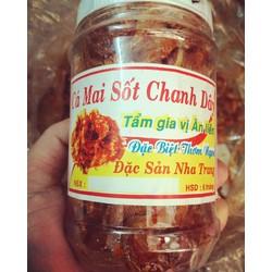 Cá Mai sốt chanh dây - Đặc sản Nha Trang