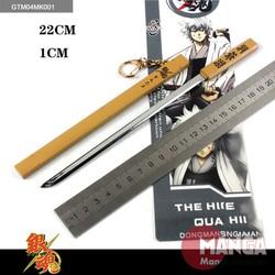Móc khóa kiếm Gintama - MK001