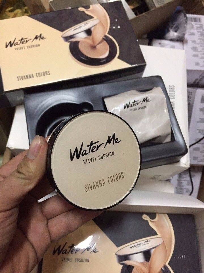 Phấn Nước Water Me Cushion SIVANNA 2