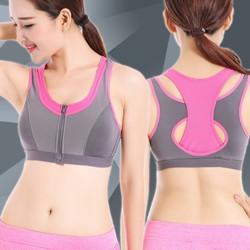 Áo ngực dây kéo thể thao