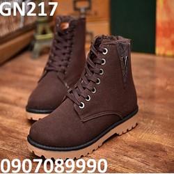 Giày bốt nam NEW - GN217
