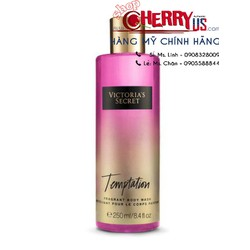 BODY WASH - Sữa Tắm VS 250ml TEMPTATION