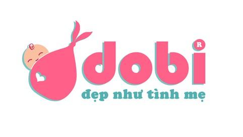 Set 3 bo tay dai theu hinh con vat dang yeu cho be gai tai Dobi