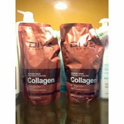 Kem Hấp Dầu Collagen 500ml