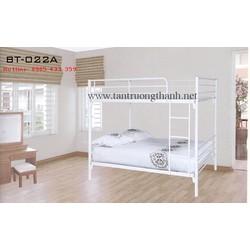 Giường sắt giá rẻ, đẹp, chất lượng